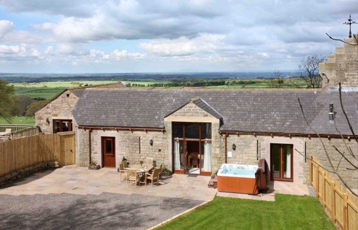 Award Winning Luxury Cumbrian Cottages Near Brampton