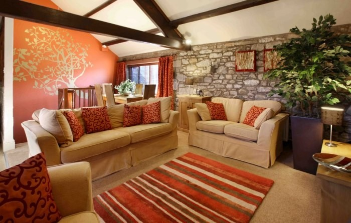 Monkhouse hill lake district cottages luxury self catering - Luxury cottages lake district swimming pool ...