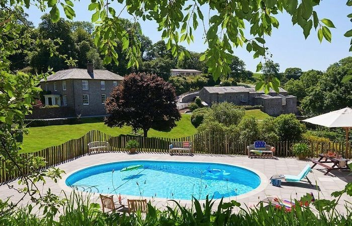 Gitcombe House Country Cottages Leisure Spa