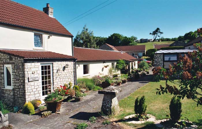 Greyfield Farm Cottages Bristol Wells Bath Self Catering