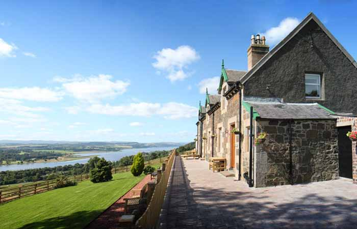 Gavinburn Cottages - Luxury self-catering holiday cottages in Scotland