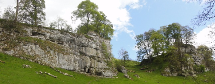 Typical White peak scenery near Hartington