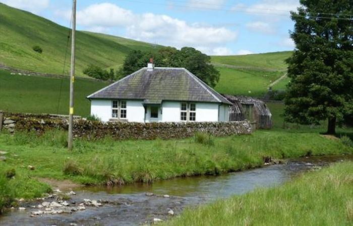 Glendinning Farm Cottages In The Beautiful Borderlands Of