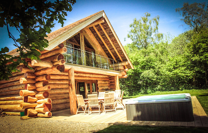 Hidden River Cabins Lodges And Log Cabins With Hot Tubs