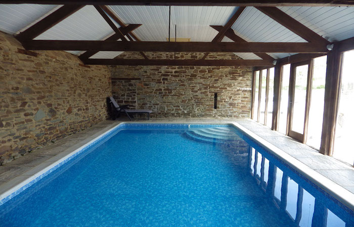 Bramble Cottage Country Cottage With Indoor Swimming Pool Devon